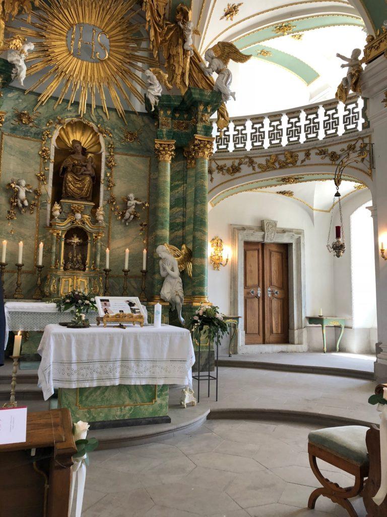 Schlosskirche Tambach