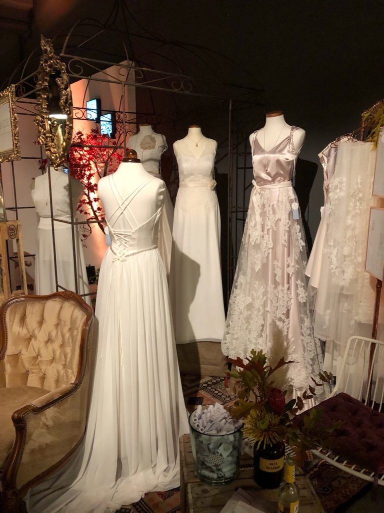Brautmode nach Maß